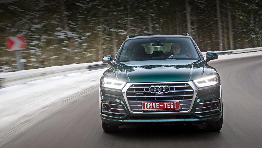 Четыре модели Audi в России вызваны на замену насоса