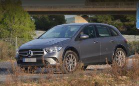 Электрокар Mercedes-Benz EQB выйдет на рынок в 2020 году