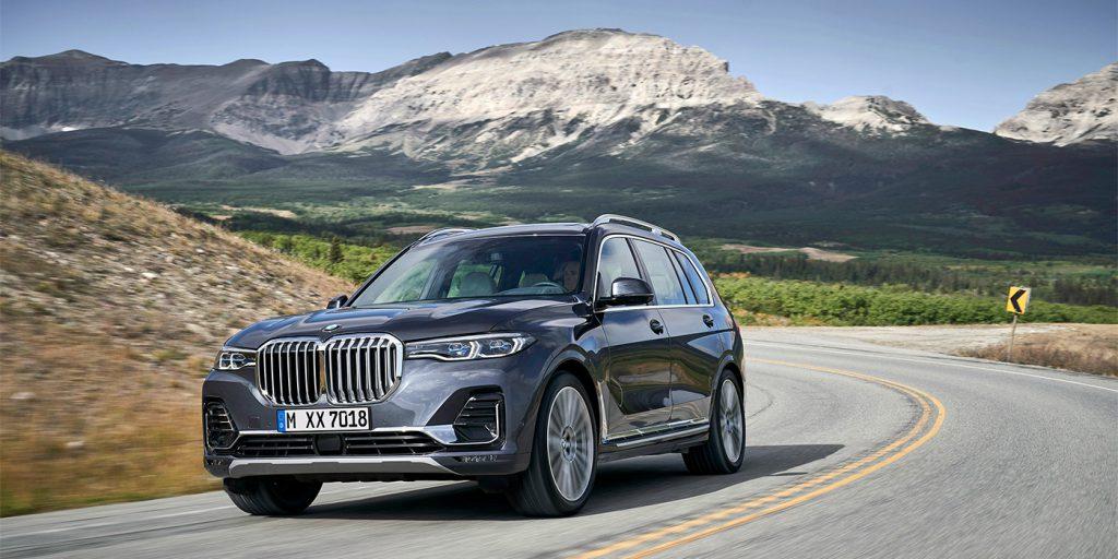 BMW рассказала о новинках для России в 2019 году