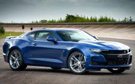 Рестайлинговый Chevrolet Camaro в России: новый дизайн и прежняя цена