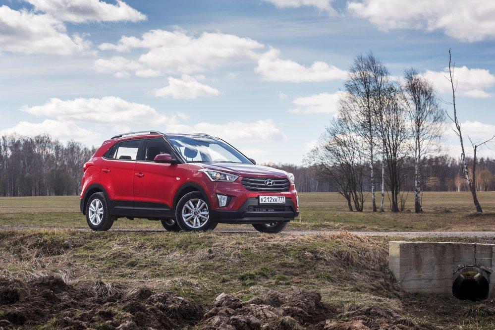 Что купить за 1 млн: новый Hyundai Creta и пять подержанных кроссоверов