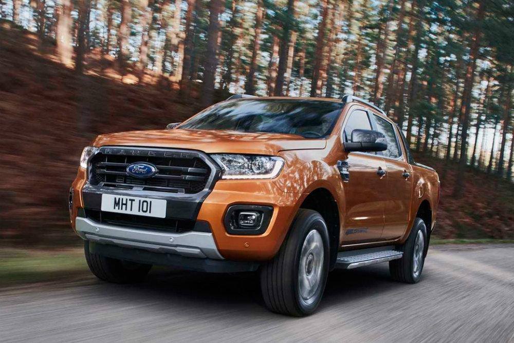 Ford Ranger для Европы сменил моторы