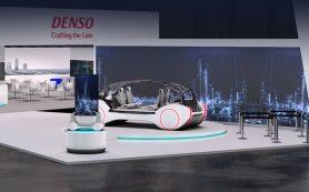 Компания Denso преобразится ради электрокаров и беспилотников