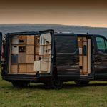 Фургон Nissan NV300 Concept-van дал новую жизнь старой батарее
