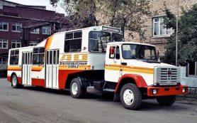 Как из ЗИЛа и троллейбуса сделали автобус для аэропорта