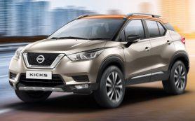Кроссовер Nissan для России: новая информация