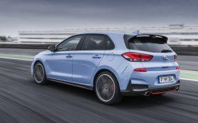 Hyundai сертифицировала для России хот-хэтч i30 N