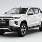 """Пикап Mitsubishi L200 для России обзавелся новым """"автоматом"""""""