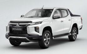 Пикап Mitsubishi L200 для России обзавелся новым «автоматом»