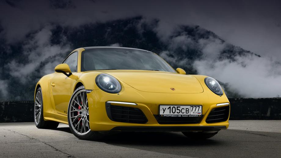 У компании Porsche возникли проблемы с выбросами