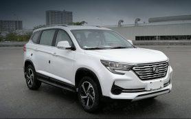 Паркетник Dongfeng Forthing X5 умыкнул дизайн у Renault