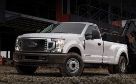 Пикап Ford F-Series Super Duty принял новый силовой агрегат