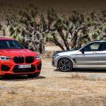 Собратья BMW X3 M и X4 M предъявили ценники в рублях