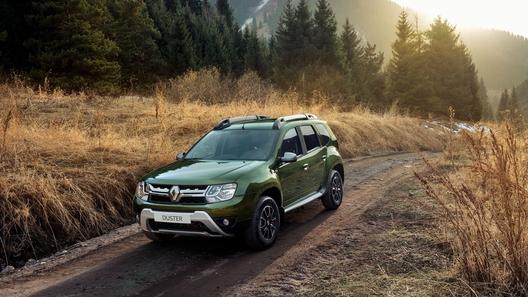 Обновленный Renault Duster для России: первые изображения и полная спецификация