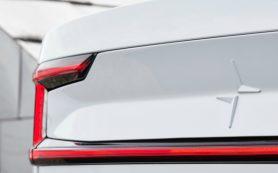 Polestar показал новое изображение конкурента Tesla Model 3