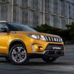 В России начались продажи обновленного Suzuki Vitara