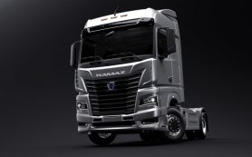 На КамАЗе начался выпуск грузовиков нового поколения