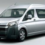 Представлено новое поколение модели Toyota Hiace
