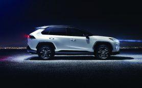 Toyota вернет в Японию RAV4