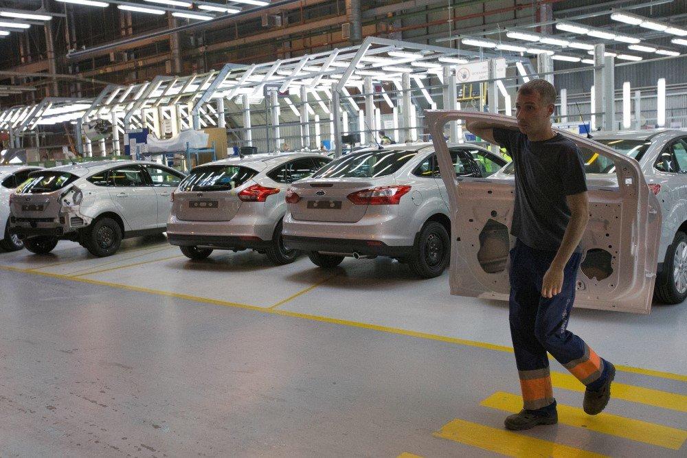 Ford сохранит автозавод под Санкт-Петербургом