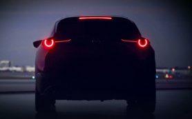 Новый кроссовер Mazda дебютирует в Женеве