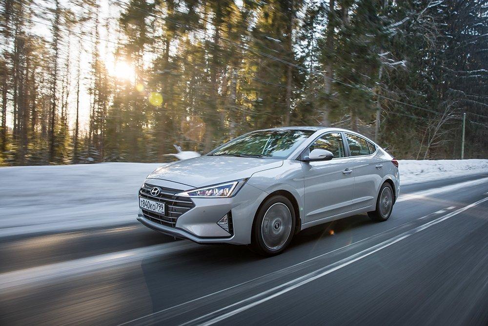 Hyundai Elantra: будут ли россияне покупать обновленный седан