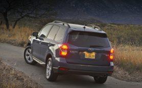 Марка Subaru отзовёт больше двух миллионов машин