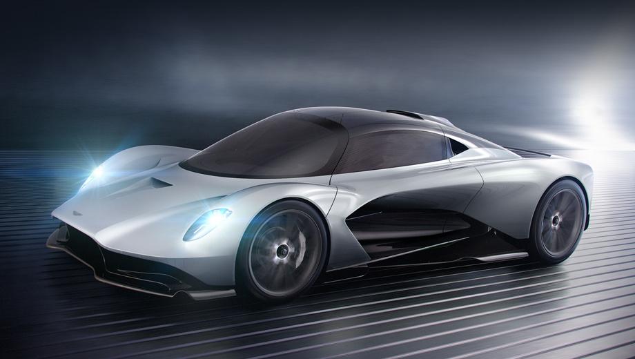 Модель Aston Martin AM-RB 003 появилась в статусе концепта