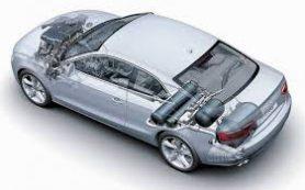 Переводим автомобиль на сжатый газ