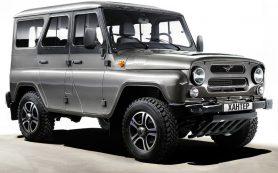 На дорогах Чили появится УАЗ Хантер