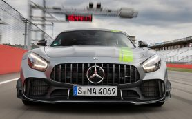 Mercedes-AMG выпустит быстрейший автомобиль в своей истории