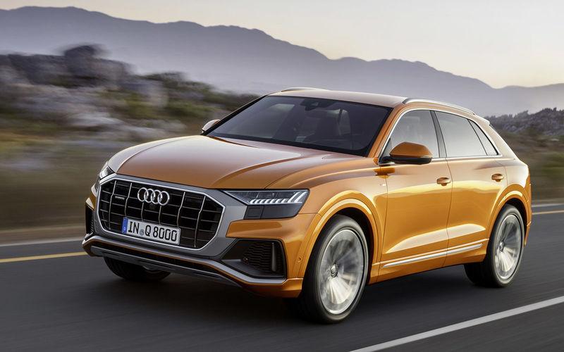 Audi Q8 станет немножко российским: его смогут покупать чиновники