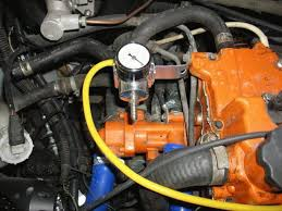 Особенности самостоятельной диагностики регулятора давления топлива в условиях гаража
