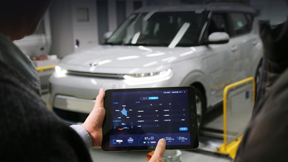 Фирма Hyundai показала удалённую персонализацию электрокаров