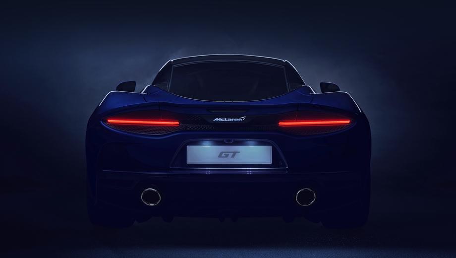 Названа дата премьеры необычной модели McLaren GT