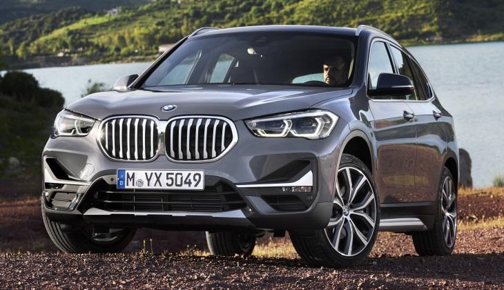 Немцы обновили кроссовер BMW X1