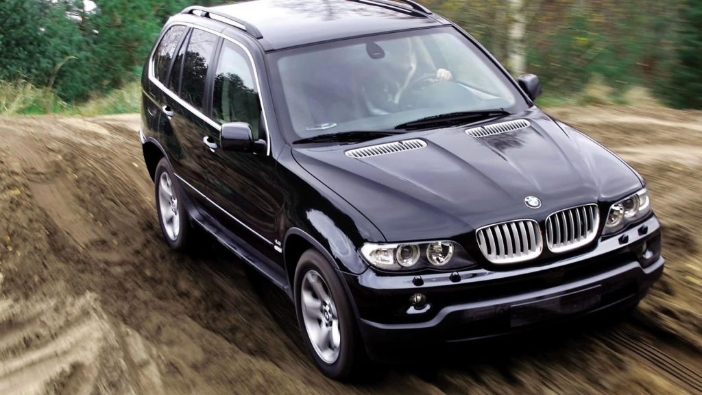 Недостатки автомобиля BMW X5 E53