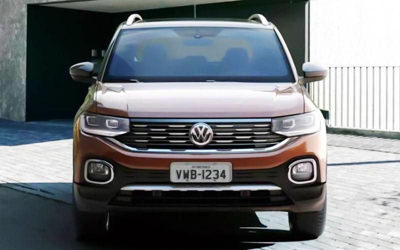 Новый конкурент Креты — дешевый кроссовер T-Sport от Volkswagen