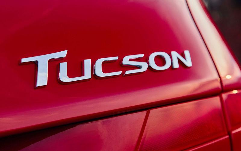 Новый Tucson будет непохож на все Hyundai