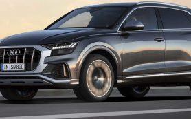 «Заряженное» кросс-купе Audi SQ8 получило мотор как у Bentley Bentayga