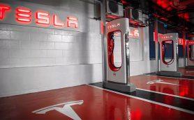 Илон Маск пообещал открыть электрозаправки Tesla в Казахстане