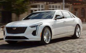 Cadillac рассказал об обновленном CT6 для России
