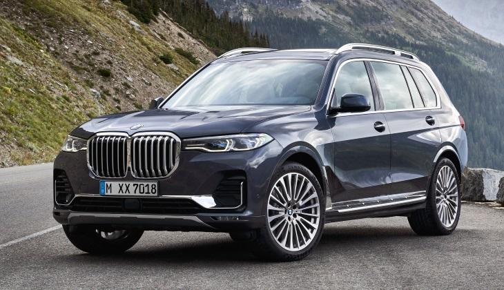 В Калининграде стартовало производство кроссовера BMW X7