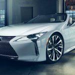 Компания Lexus начинает продажи серийного кабриолета LC