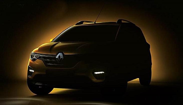 Ещё один компактный кроссовер Renault