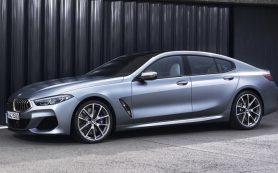 У марки BMW появился большой спортивный седан