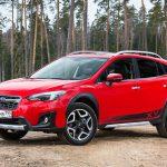 """Subaru привезла в Россию """"токийскую"""" версию кроссовера XV"""