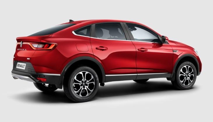 Продажи нового кроссовера Renault Arkana стартовали в России