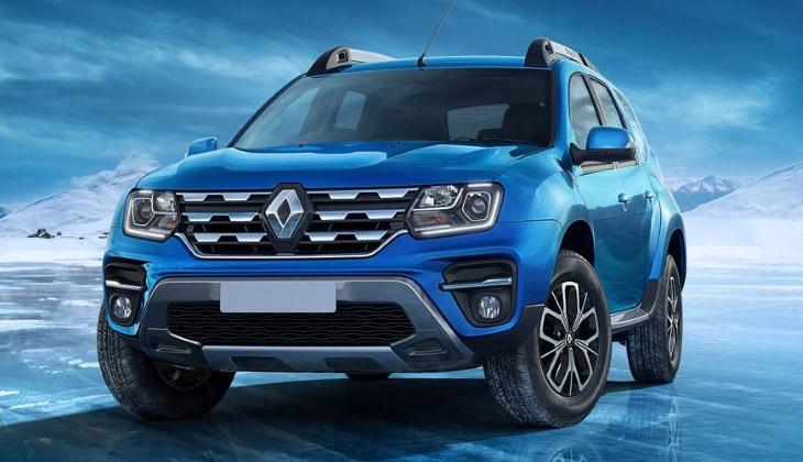 Кроссовер Renault Duster получил обновлённый дизайн