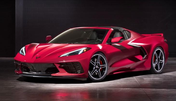 Представлен «Корвет» восьмого поколения: прежний мотор V8 и новая компоновка